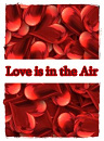 Cover: Love is in the Air