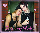 Cover: Crash my World