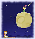 Cover: I wish I were the moon