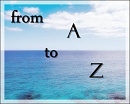 Cover: from A to Z.