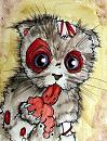 Cover: A kitten love