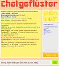 Cover: Chatgeflüster
