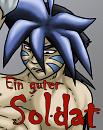 Cover: Ein guter Soldat