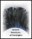 Cover: Unter dunklen Schwingen