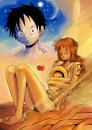 Cover: Luffy x Nami ~ Der Brief