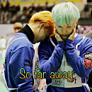 Cover: So far away   YoonMin