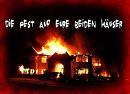 Cover: Die Pest auf eure beiden Häuser