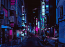 Cover: Tokyo Nights