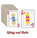 Cover: König und Bube