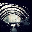 Cover: Weihnachten auf Gleis 2