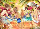 Cover: Beach Time