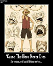 Cover: Cause The Hero Never Dies