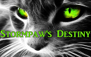 Cover: Stormpaw's Destiny