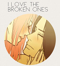 Cover: I love the broken ones