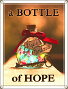 Cover: a BOTTLE of HOPE