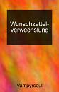 Cover: Wunschzettelverwechslung