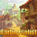 Cover: Barbiersolist