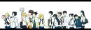 Cover: Die Schüler der Konoha High-School