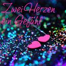 Cover: Zwei Herzen - ein Gefühl