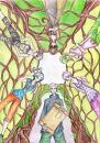 Cover: Die Erbinnen der göttlichen Magie Teil 1