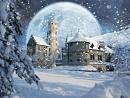 Cover: Märchenschloss im Winterzauber