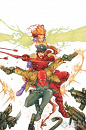 Cover: Red Hood and the Outlaws
