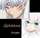 Cover: Goldene Augen