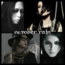 Cover: october rain