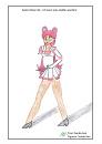 Cover: Sailor Moon GX - Ich kann eine Heldin werden!
