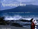 Cover: Meeresrauschen
