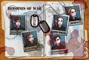 Cover: Heroines of War