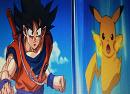 Cover: Son Goku meets Pikachu