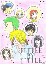 Cover: Little By Little
