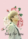 Cover: Sing for You