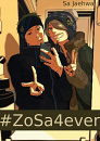 Cover: #ZoSa4ever