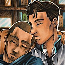 Cover: Five Times Connor And Markus Spent Their Evening Together (And One Time Connor Realized They Were Dating)