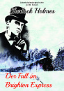 Cover: Der Fall im Brighton Express