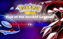 Cover: Pokemon Movie: Rise of the ancient Legends.