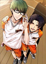 Cover: 50 shades of Midorima x Takao