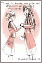 """Cover: """"Yumi, du kannst mir jederzeit  dein Herz ausschütteln. Was belastet dich?"""""""