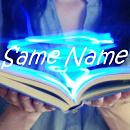 Cover: Same Name