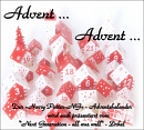 Cover: Advent ... Advent ...