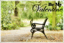 Cover: Be My Valentine