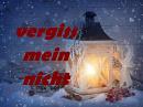 Cover: vergiss-mein-nicht