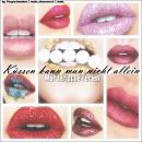 Cover: Küssen kann man nicht allein