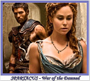 Cover: Spartacus - War of the Damned