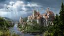 Cover: Das Schloss- Internat