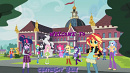 Cover: Welcome to Canterlot High