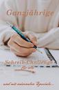 Cover: Ganzjährige Schreib-Challenge für alle