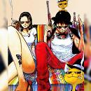 Cover: Robin und Ruffy